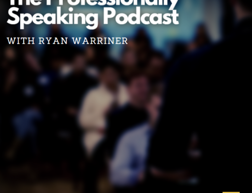 Episode 2: The Value Of Speaking Goals