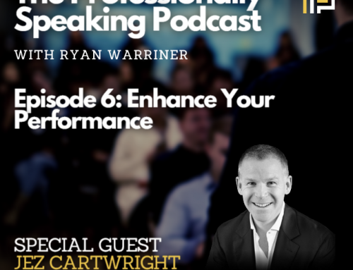 Episode 6: Enhancing Your Performance with Jez Cartwright