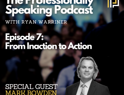 Episode 7: From Inaction to Action with Mark Bowden