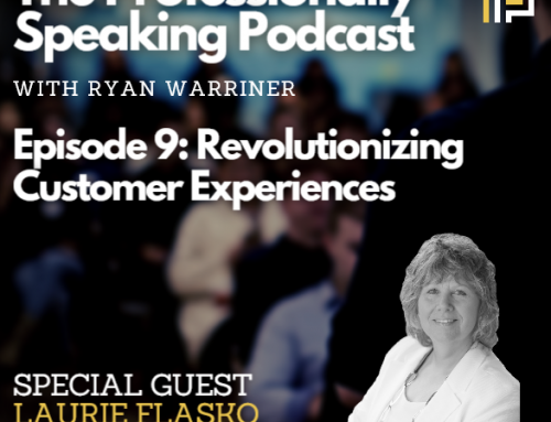 Episode 9: Revolutionizing Customer Experiences with Laurie Flasko