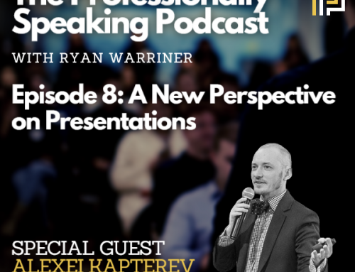 Episode 8: A New Perspective on Presentations with Alexei Kapterev