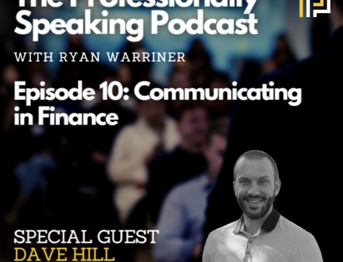 Episode 10: Communicating in Finance with Dave Hill